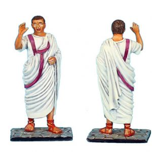 ROM051 ROMAN SENATOR #2