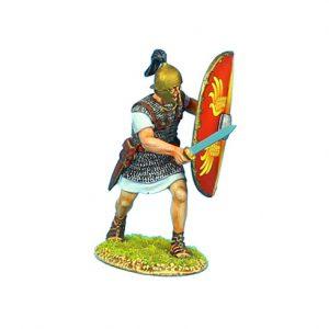 ROM059 CAESARIAN ROMAN LEGIONARY WITH GLADIUS
