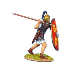 ROM063 CAESARIAN ROMAN LEGIONARY WITH PILUM