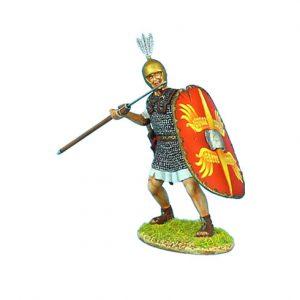 ROM064 CAESARIAN ROMAN LEGIONARY WITH PILUM