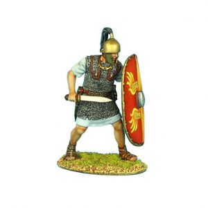 ROM066 ROMAN LEGIONARY WITH GLADIUS