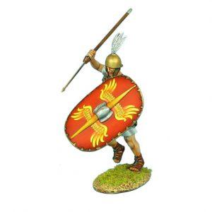 ROM067 CAESARIAN ROMAN LEGIONARY WITH PILUM