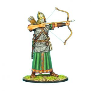 ROM074 EASTERN AUXILIARY ARCHER STANDING FIRING