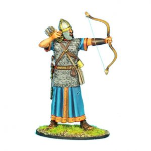 ROM077 EASTERN AUXILIARY ARCHER STANDING FIRING