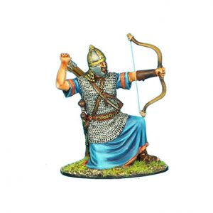 ROM078 EASTERN AUXILIARY ARCHER KNEELING LOADING
