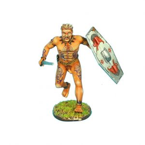 ROM082 NAKED FANATIC GALLIC WARRIOR