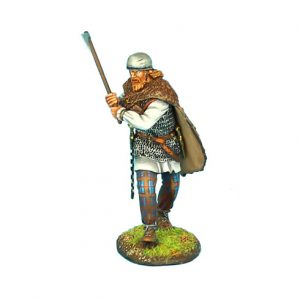 ROM087 NOBLE GALLIC WARRIOR WITH AXE