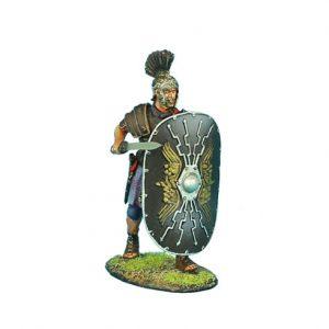 ROM099 IMPERIAL ROMAN PRETORIAN GUARD WITH GLADIUS