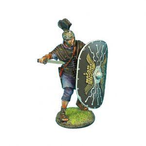 ROM100 IMPERIAL ROMAN PRETORIAN GUARD WITH GLADIUS #3
