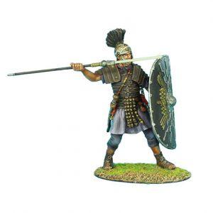 ROM101 IMPERIAL ROMAN PRAETORIAN GUARD WITH PILUM #1