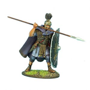 ROM102 IMPERIAL ROMAN PRAETORIAN GUARD WITH SPEAR #1