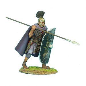 ROM105 IMPERIAL ROMAN PRAETORIAN GUARD WITH SPEAR #4