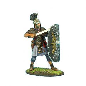 ROM106 IMPERIAL ROMAN PRAETORIAN GUARD WITH GLADIUS #4