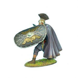 ROM107 IMPERIAL ROMAN PRAETORIAN GUARD WITH GLADIUS #5
