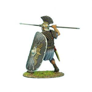 ROM108 IMPERIAL ROMAN PRAETORIAN GUARD WITH PILUM #2