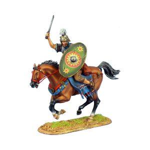 ROM120 IMPERIAL ROMAN AUXILIARY CAVALRY DECURION - ALA II FLAVIA