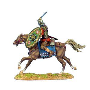 ROM123 IMPERIAL ROMAN AUXILIARY CAVALRY WITH SWORD - ALA II FLAVIA