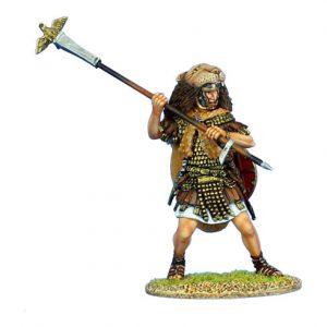 ROM129 IMPERIAL ROMAN AQUILIFER - LEGIO I ADIUTRIX