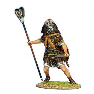 ROM130 IMPERIAL ROMAN IMAGINIFER - LEGIO I ADIUTRIX