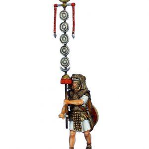 ROM132 IMPERIAL ROMAN SIGNIFER - LEGIO I ADIUTRIX