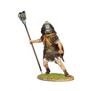 ROM146 IMPERIAL ROMAN IMAGINIFER - LEGIO II AUGUSTA