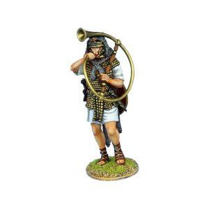 ROM147 IMPERIAL ROMAN CORNICAN - LEGIO II AUGUSTA