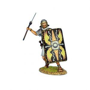 ROM 152 IMPERIAL ROMAN LEGIONARY WITH PILUM - LEGIO II AUGUSTA