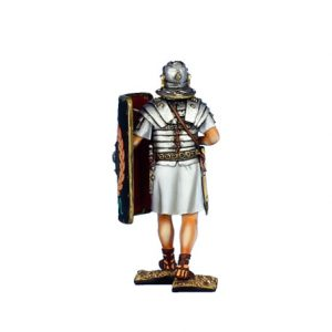 ROM161 IMPERIAL ROMAN LEGIONARY LEFT SIDE TESTUDO