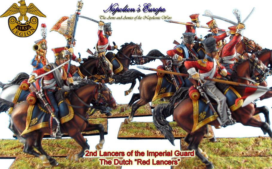 "2nd Dutch ""Red"" Lancers"