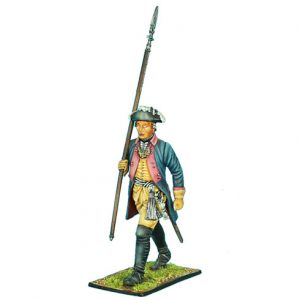 SYW001 PRUSSIAN 7th LINE INFANTRY REGIMENT OFFICER
