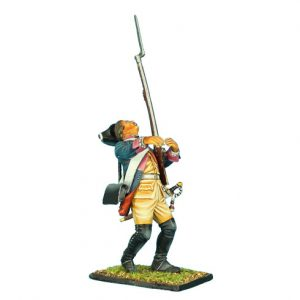 SYW006 PRUSSIAN 7th LINE INFANTRY REGIMENT MUSKETEER FALLING SHOT