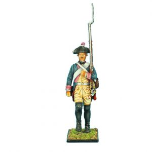 SYW010 PRUSSIAN 7th LINE INFANTRY REGIMENT MUSKETEER MARCHING
