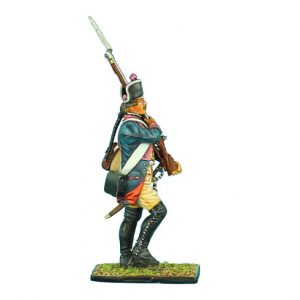 SYW011 PRUSSIAN 7th LINE INFANTRY REGIMENT MUSKETEER MARCHING