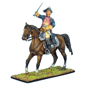 SYW013 PRUSSIAN 7th LINE INFANTRY REGIMENT MOUNTED COLONEL