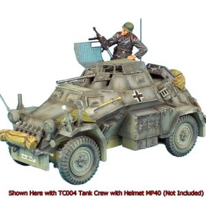VEH009 SdKfz 222 LIGHT ARMOURED RECONNAISSANCE VEHICLE - 16th PANZER DIVISION