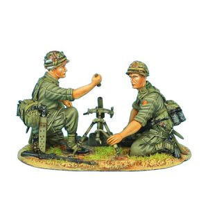 VN019 US 25th INFANTRY DIVISION M2 MORTAR TEAM