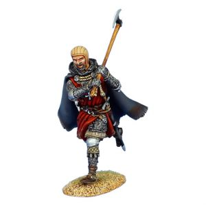 CRU088 HOSPITALLER KNIGHT CHARGING WITH AXE