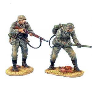 GERSTAL019 COMBAT PIONEER FLAMETHROWER TEAM
