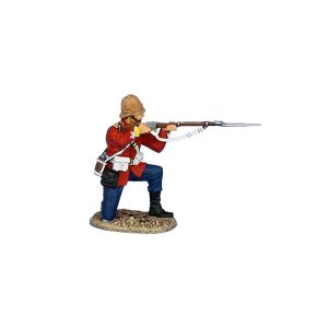 MB070 BRITISH 80th FOOT KNEELING FIRING VARIANT #1