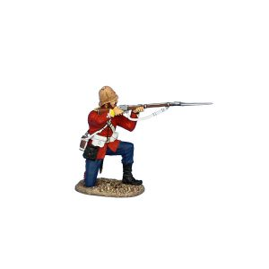 MB072 BRITISH 80th FOOT KNEELING FIRING VARIANT #3