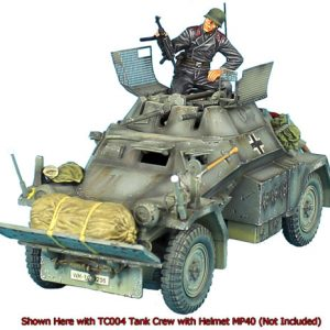 VEH010 SdKfz 222 LIGHT ARMOURED RECONNAISSANCE VEHICLE - 16th PANZER DIVISION