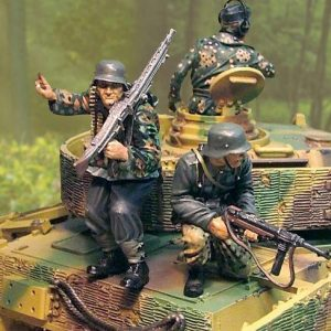 CS00436 NORMANDY RIDERS