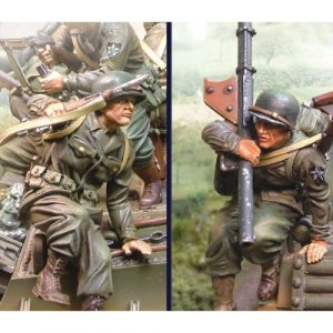 CS00463 SHERMAN JUMPERS NORMANDY