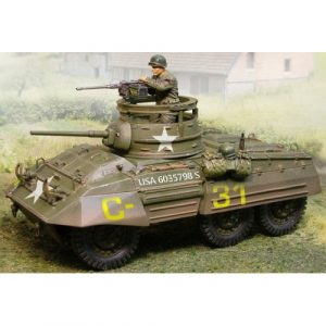 CS00466 M8 GREYHOUND NORMANDY