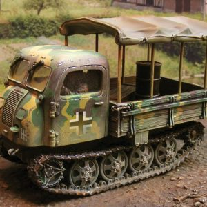 CS00553 RAUPENSCHLEPPER NORMANDY