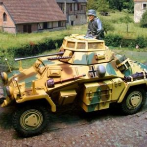CS00570 SDKFZ 232 NORMANDY