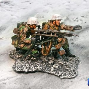 CS00628  GERMAN BULGE MG TEAM