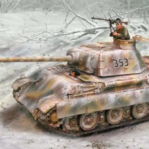 CS00694 PANTHER TANK WINTER
