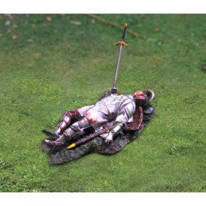 "CS00731  Dead Knight-Enguerrand ""Gamot"" de Bournonville"