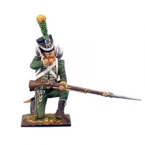 NAP0188 WESTPHALIAN GUARD CHASSEUR OFFICER